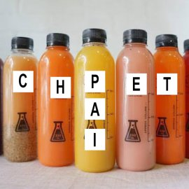 CHAI PET TRÒN 250ML - 500ML